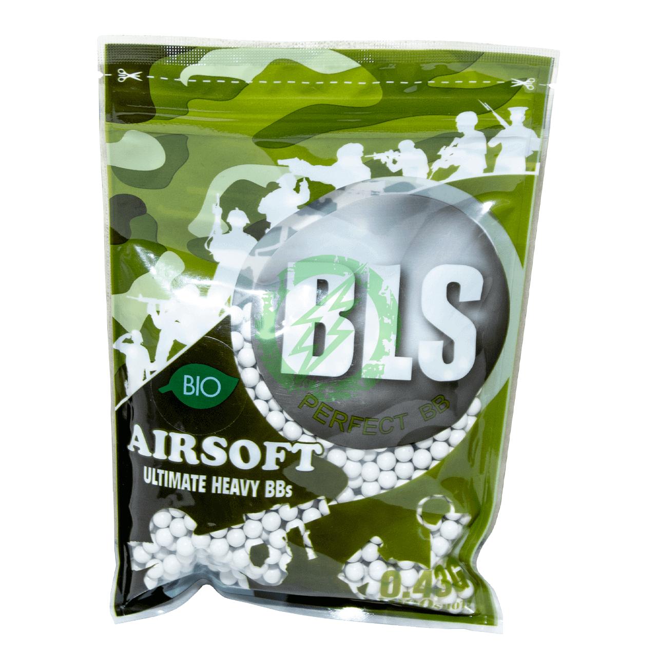 BLS Perfect High Precision Bio BBs | .25g through .45g