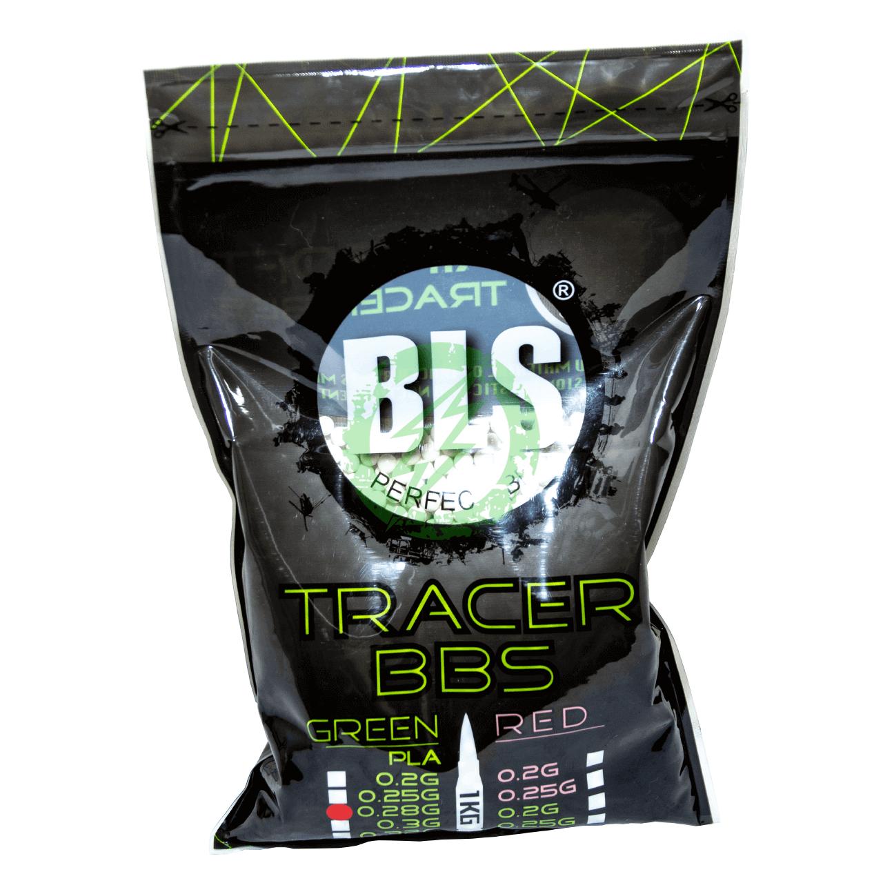 BLS Perfect High Precision Tracer BBs | Bio & Non-Bio