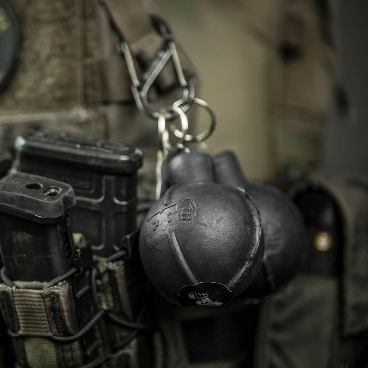 Enola Gaye EG67 Frag Grenade   Hanging on Gear