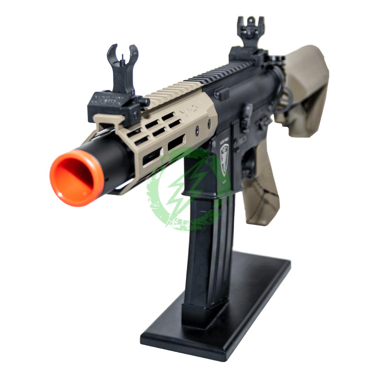 Umarex Elite Force Black & Tan CQC Competition M4   M-LOK Rail