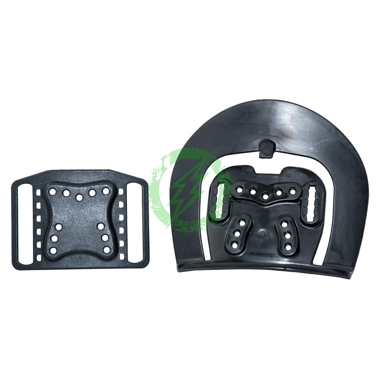 BlackHawk Omnivore Holster for Non-Light Pistols | Black | Left Handed accessories