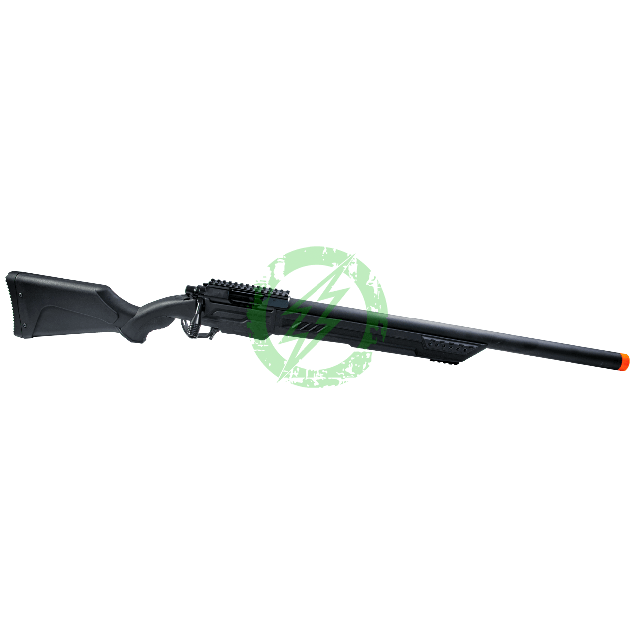 Action Army T11 Sniper Rifle | Black right