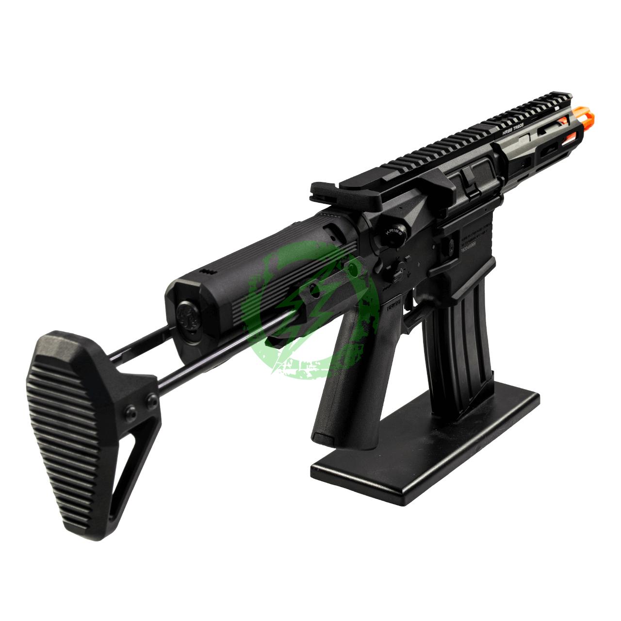 Krytac Trident MKII M PDW   AEG Black 6mm stock