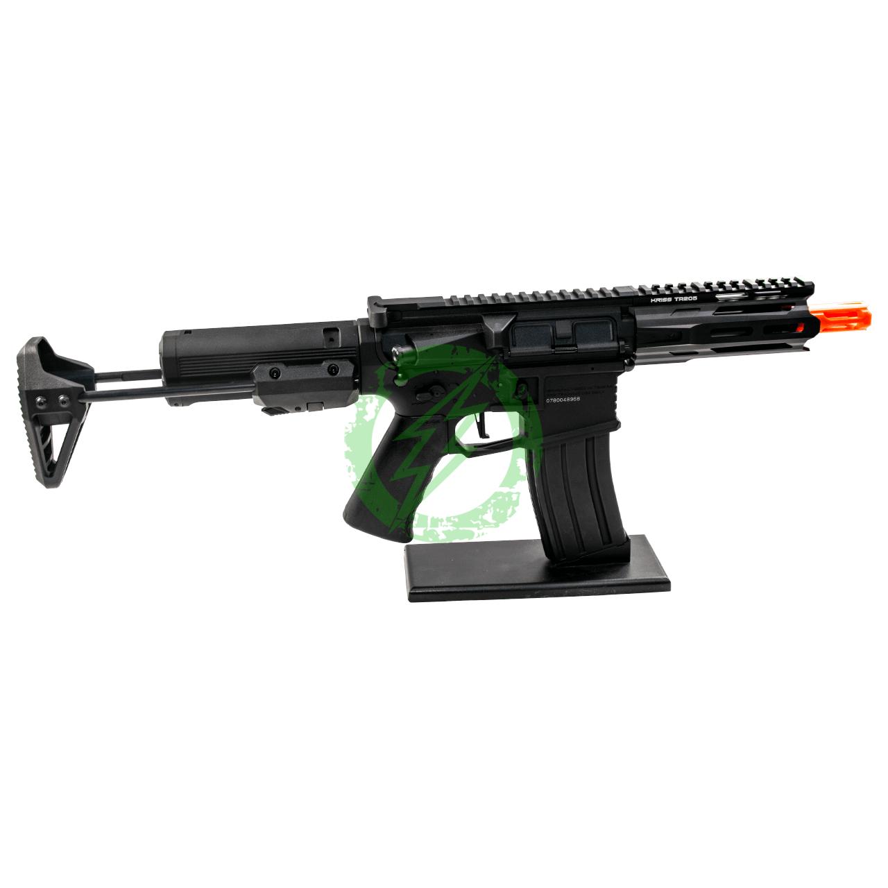 Krytac Trident MKII M PDW   AEG Black 6mm right