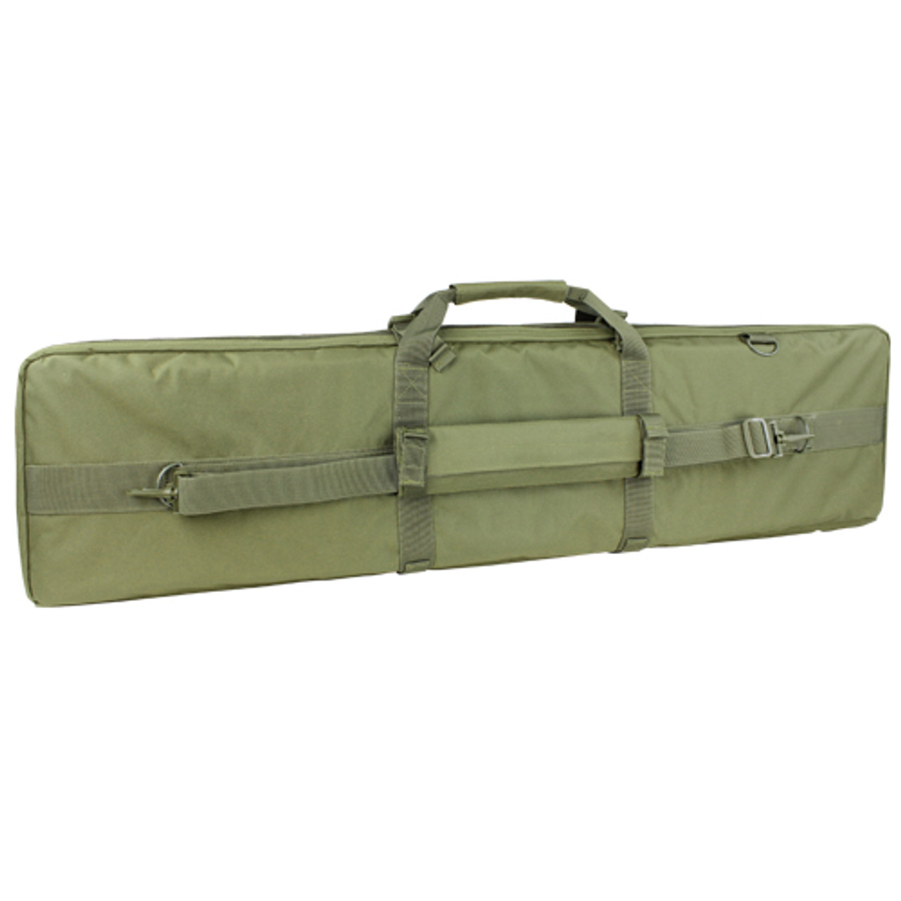 Condor - 42 Inch Rifle Case (Olive Drab) Back Strap Stowed