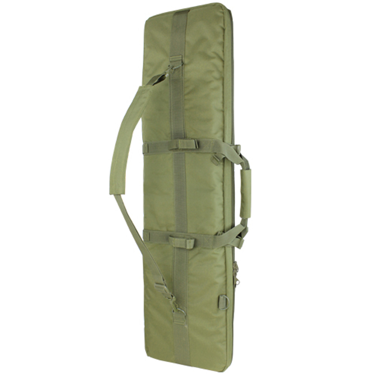 Condor - 42 Inch Rifle Case (Olive Drab) Back Strap Ready for Use