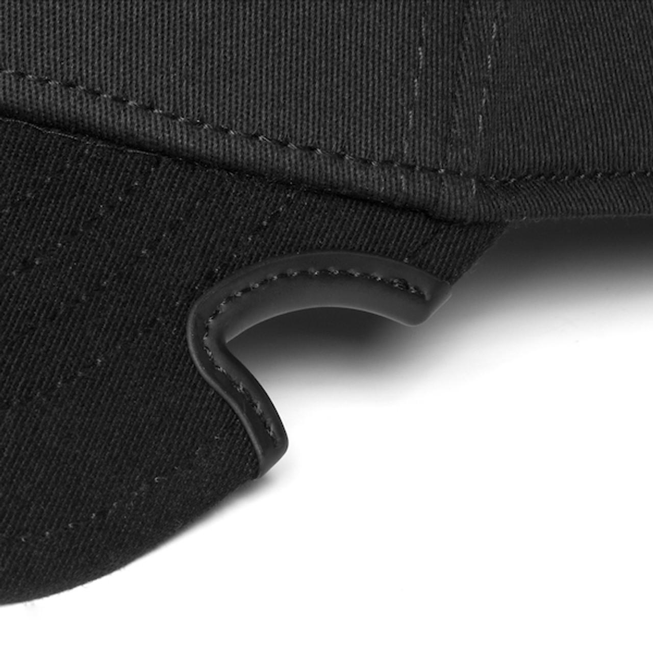 Notch Gear Notch Classic Fitted Black Operator Close