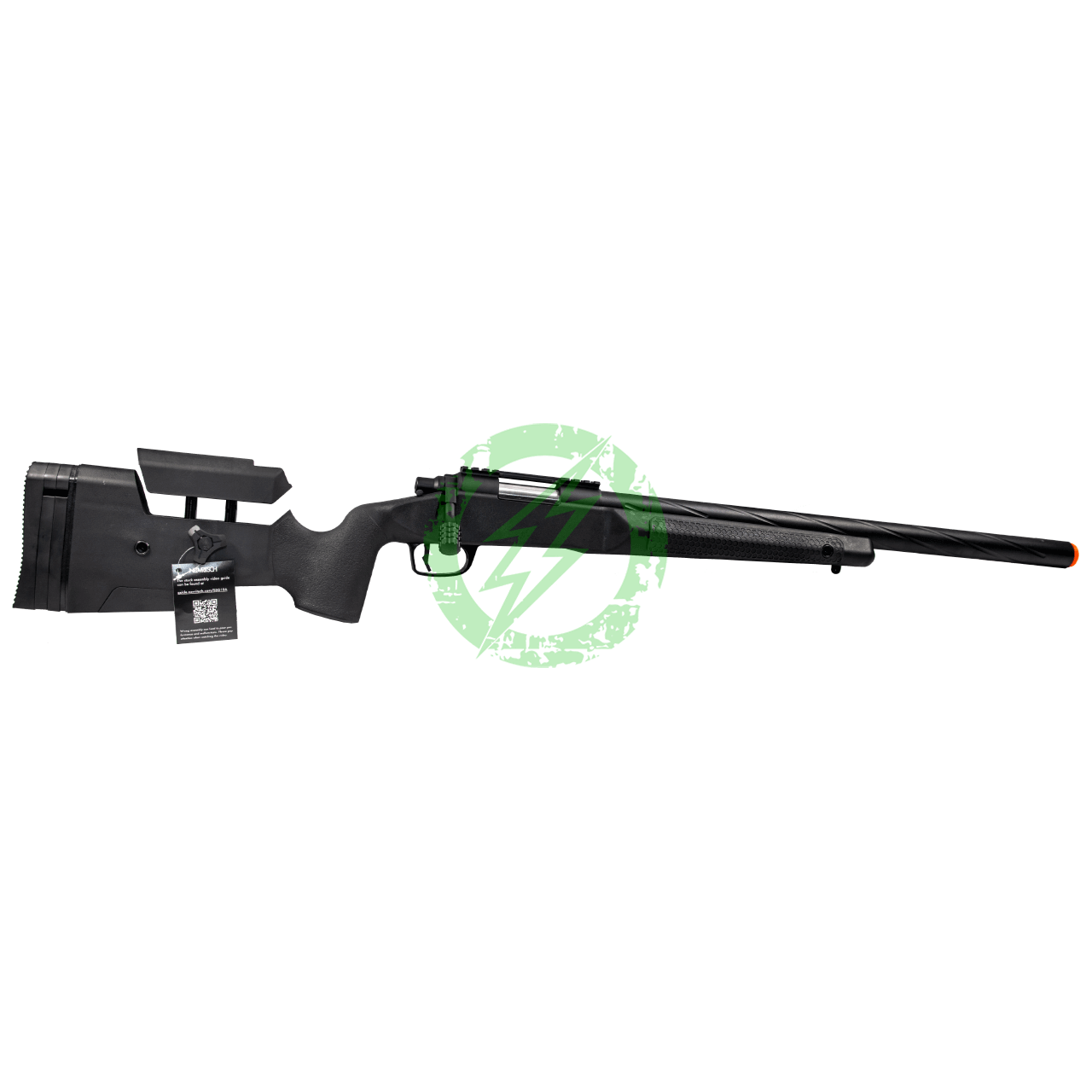 Novritsch SSG10 Airsoft Sniper Rifle | A2 Configuration right