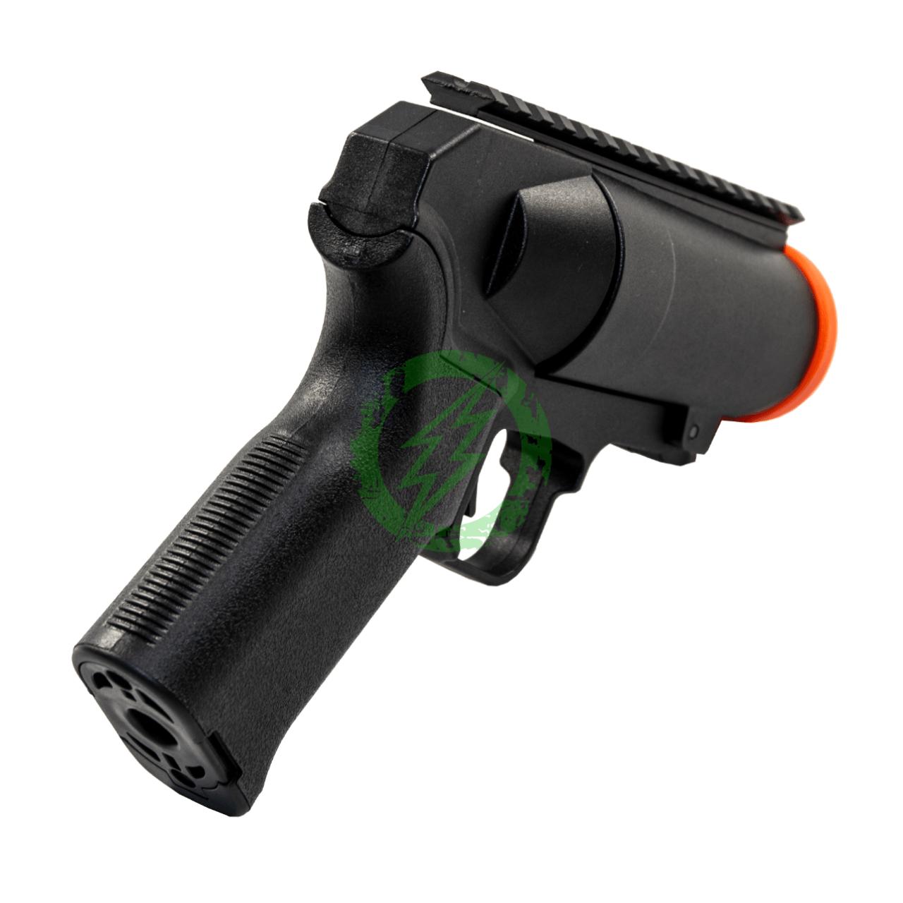6mmProShop Airsoft Pocket Cannon Grenade Launcher Pistol grip