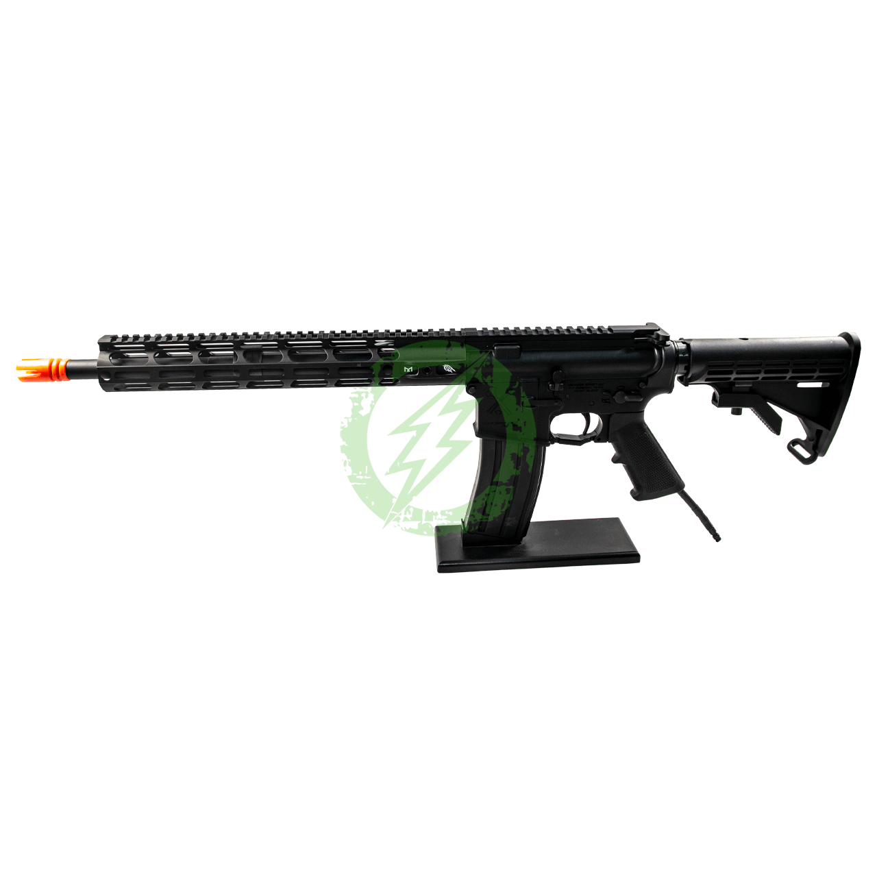 "Wolverine Airsoft MTW FORGED Edition | 14.5"" Barrel left"