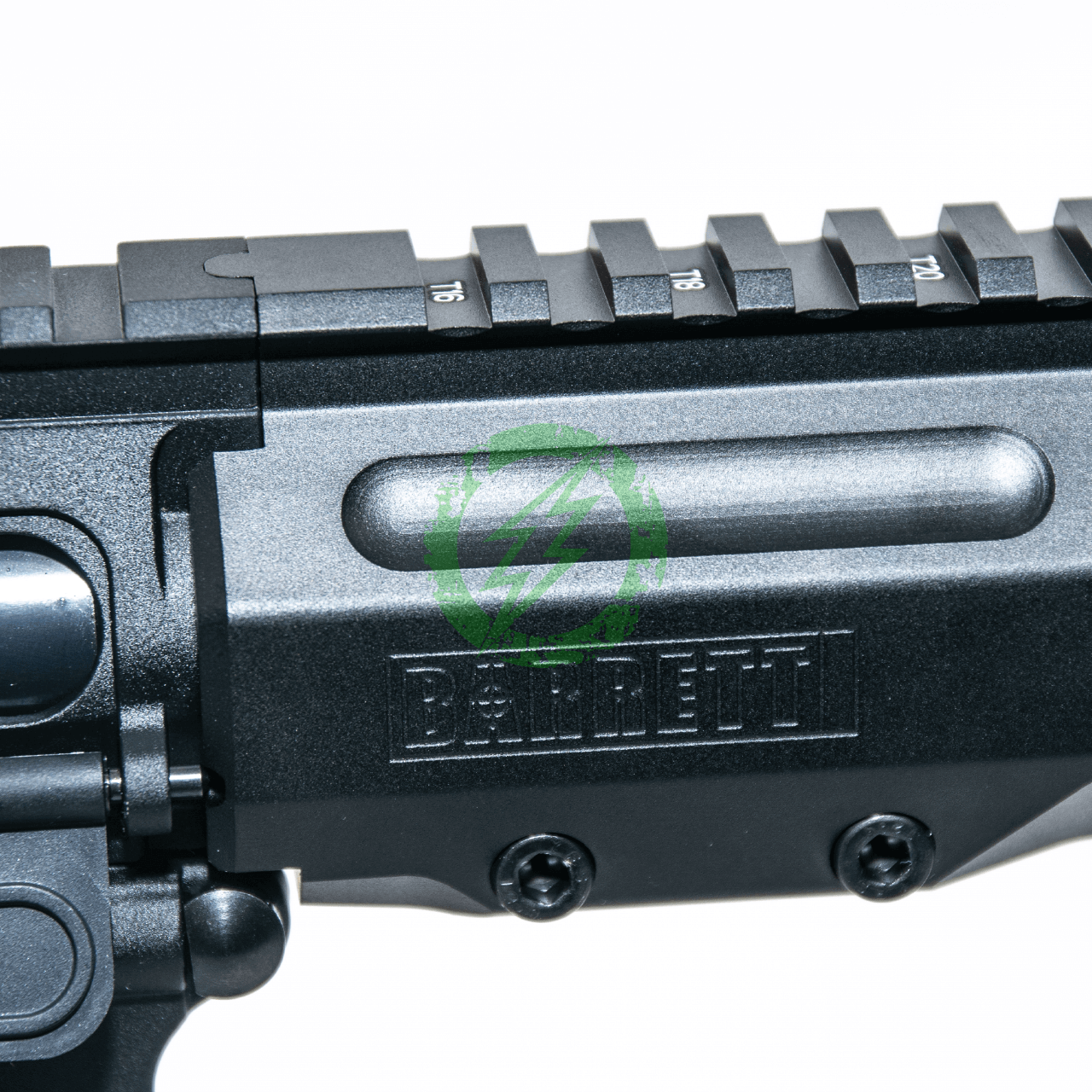 Krytac EMG Barrett Firearms REC7 DI AR15 AEG Training Rifle Carbine