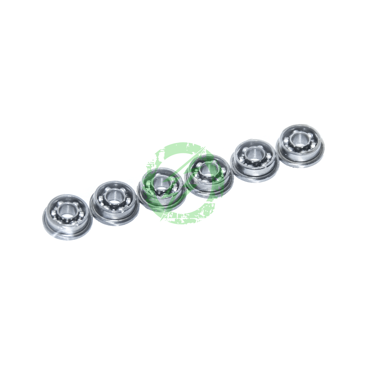 Modify 8mm J-Caged Hybrid Ceramic Ball Bearing Set