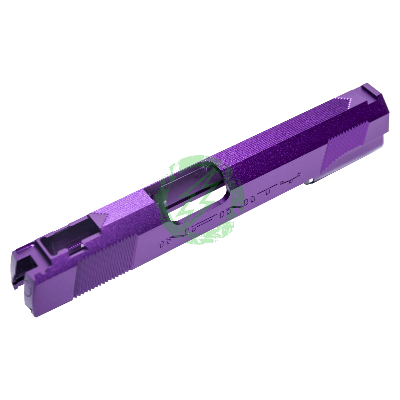 Airsoft Masterpiece Infinity Vintage Standard Slide | Hi-CAPA/1911 Purple Back