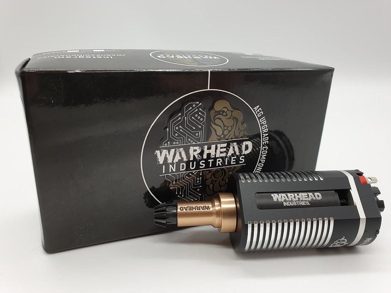 WarHead Industries Brushless Long Shaft Motor   Multiple Speeds