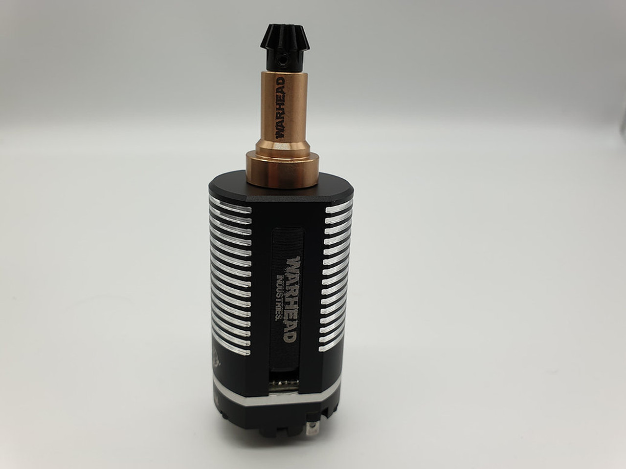 WarHead Industries Brushless Long Shaft Motor   Multiple Speeds Standing