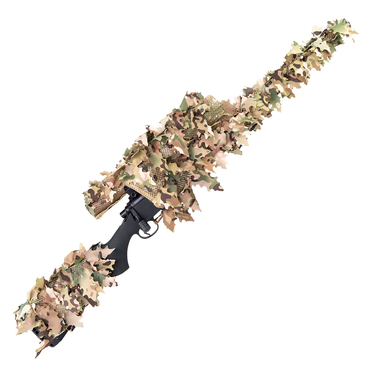 NOVRITSCH Classic Sniper Rifle Multicam 3D Camo Cover