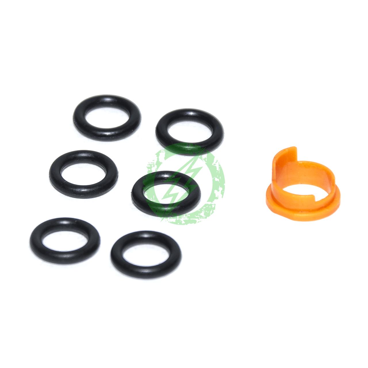 Airtech Studios Advanced Hop-Up Chamber/Inner Barrel Locking Ring for MAXX Hop-Up