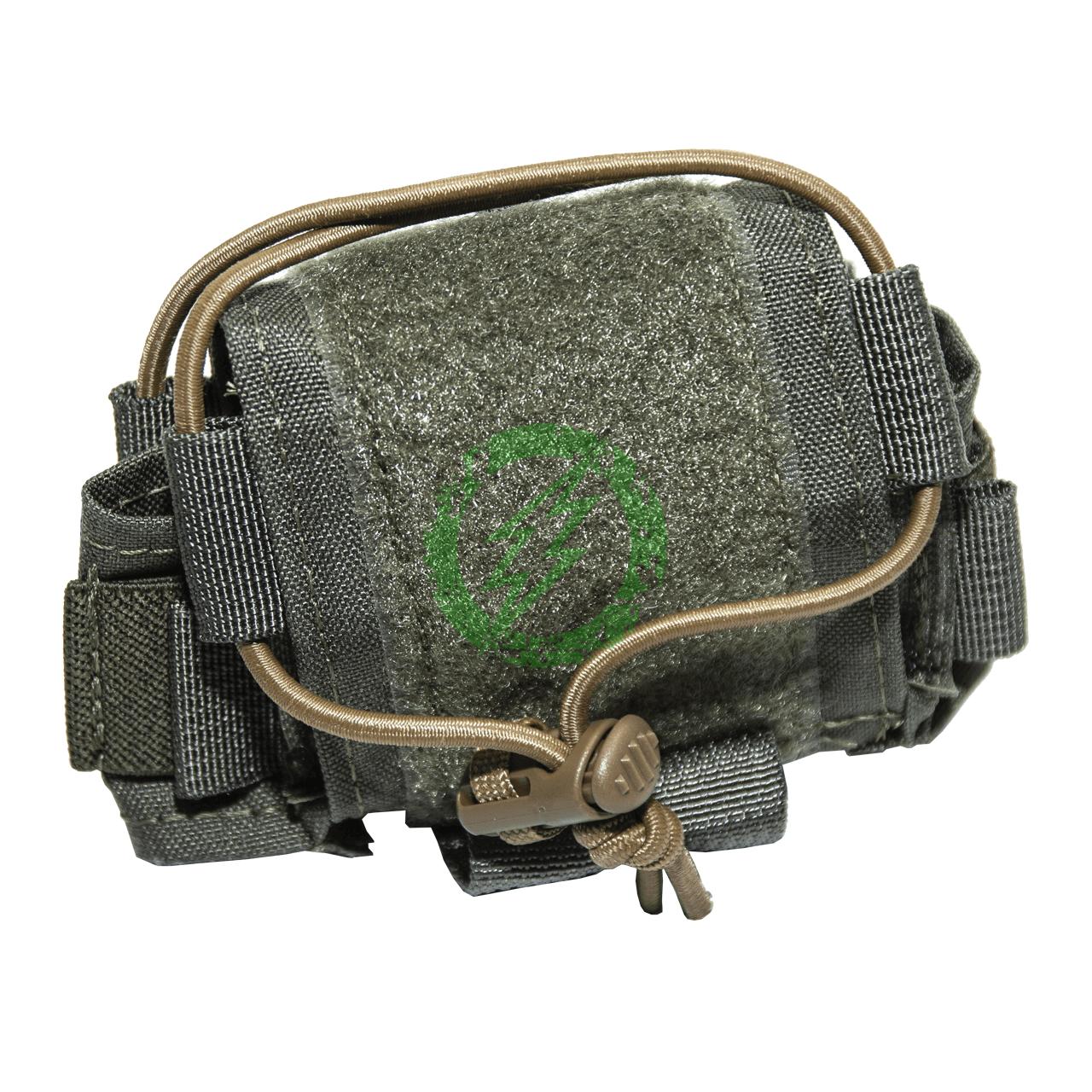TNVC Mohawk Helmet Counterweight System MK3 Gen 2 Ranger Green
