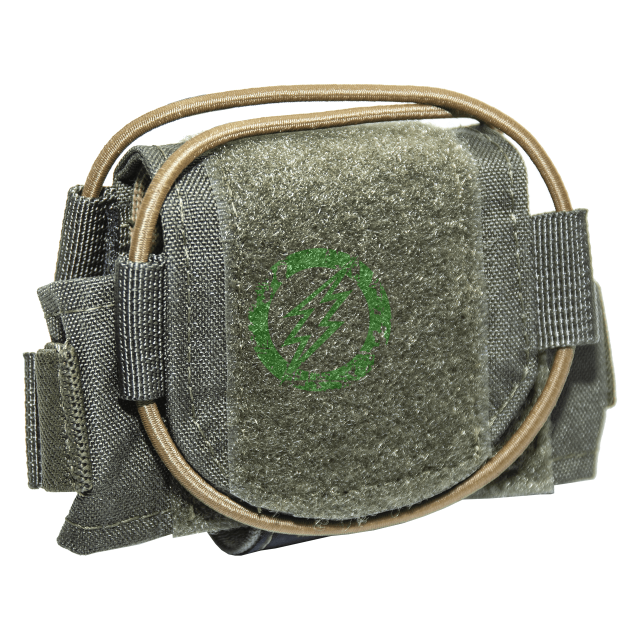 TNVC Mohawk Helmet Counterweight System MK3 Gen 2 Ranger Green 2