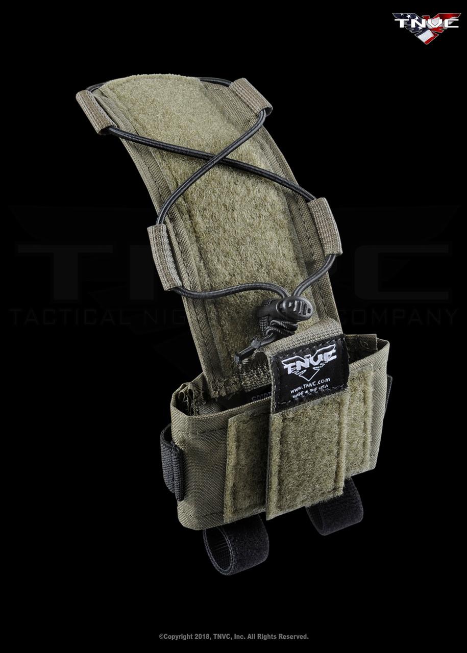 TNVC Mohawk Helmet Counterweight System MK3 Gen 2 Ranger Green 3