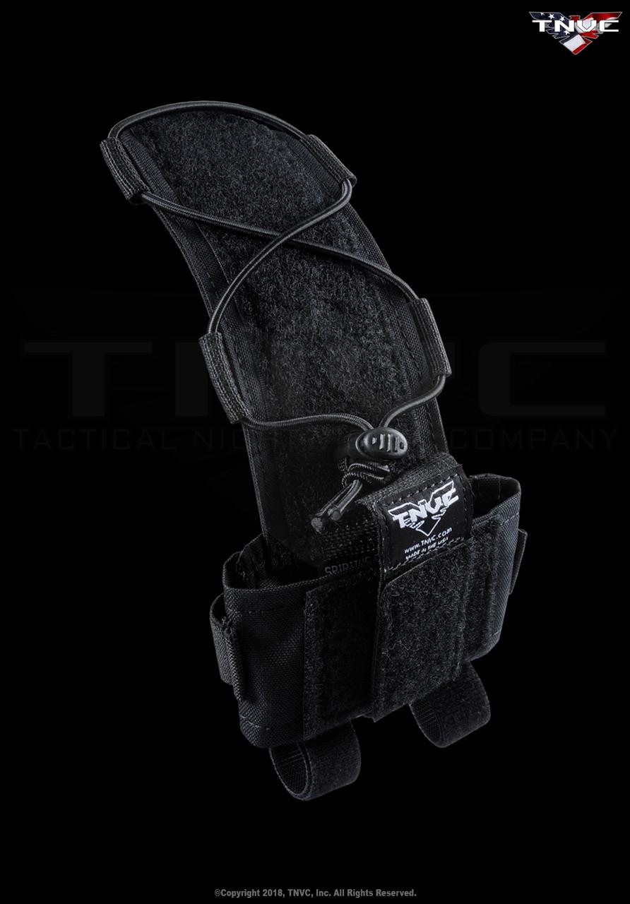 TNVC Mohawk Helmet Counterweight System MK3 Gen 2 Black 3