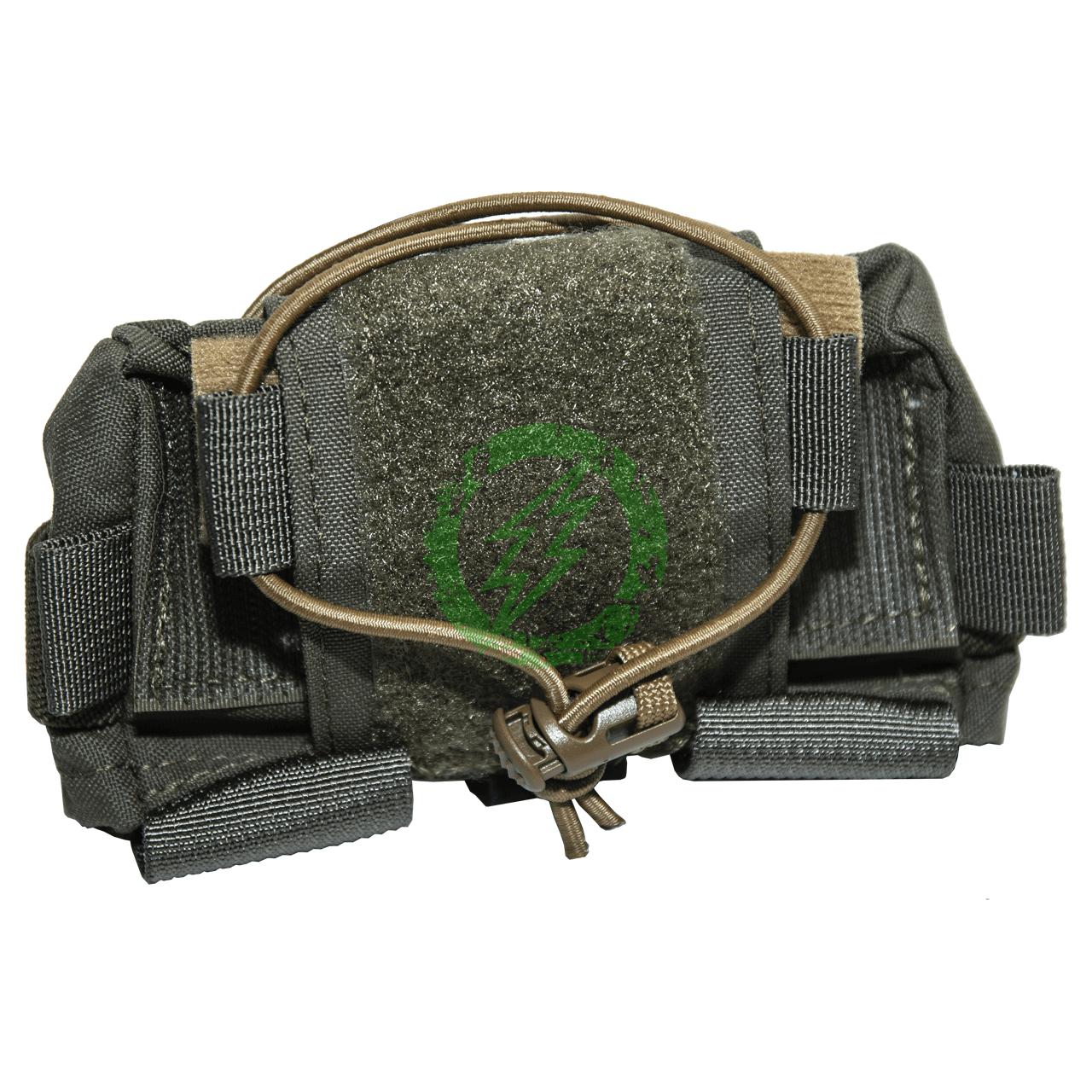TNVC Mohawk Helmet Counterweight System MK2 Gen 2 Ranger Green