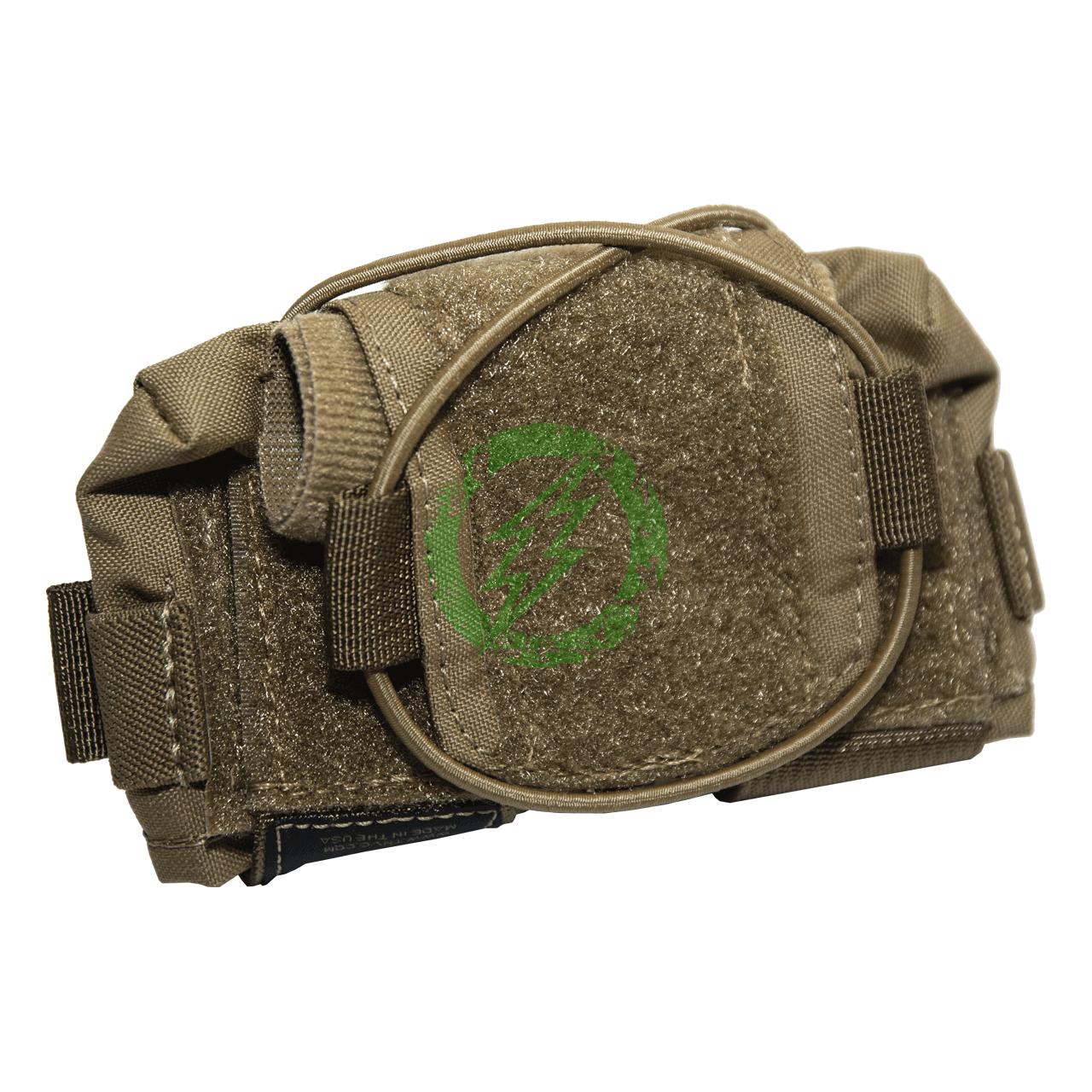 TNVC Mohawk Helmet Counterweight System MK2 Gen 2 Coyote Tan 2