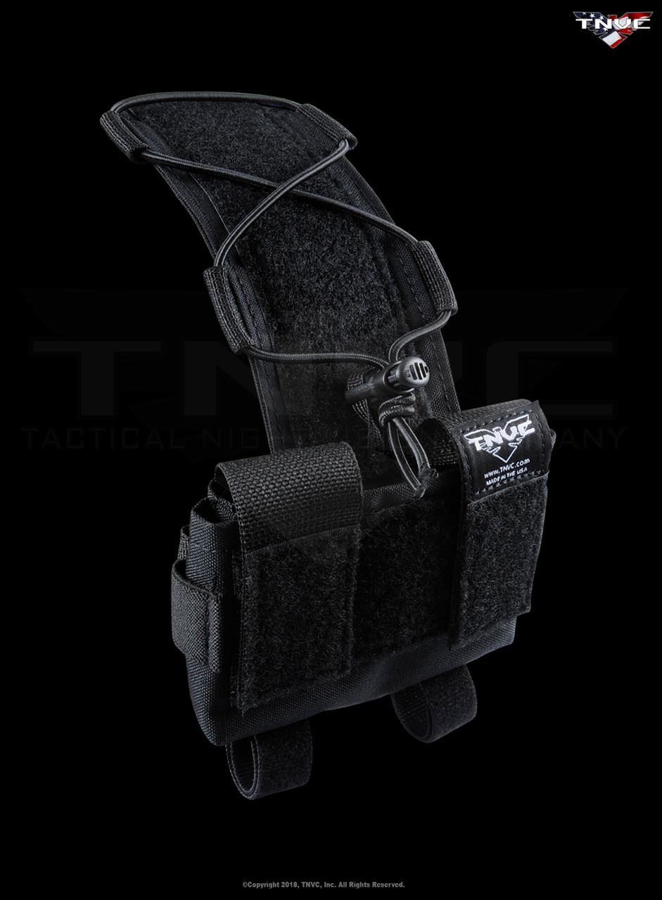 TNVC Mohawk Helmet Counterweight System MK2 Gen 2 Black 3