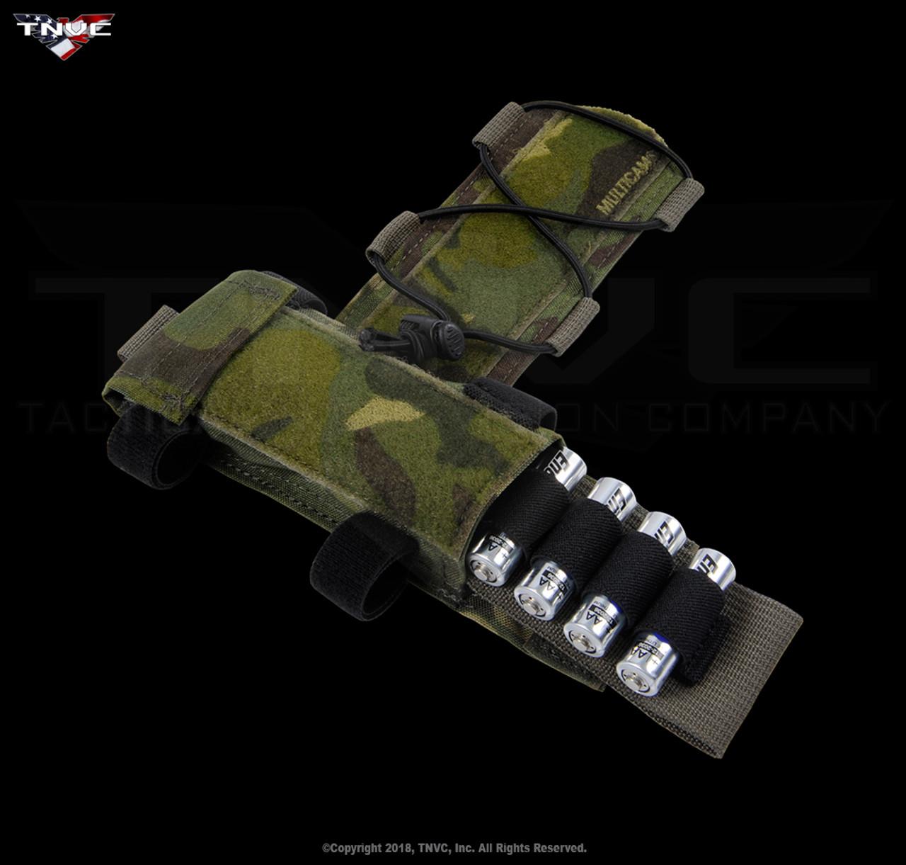 TNVC Mohawk Helmet Counterweight System MK1 Gen 2 Multicam 2