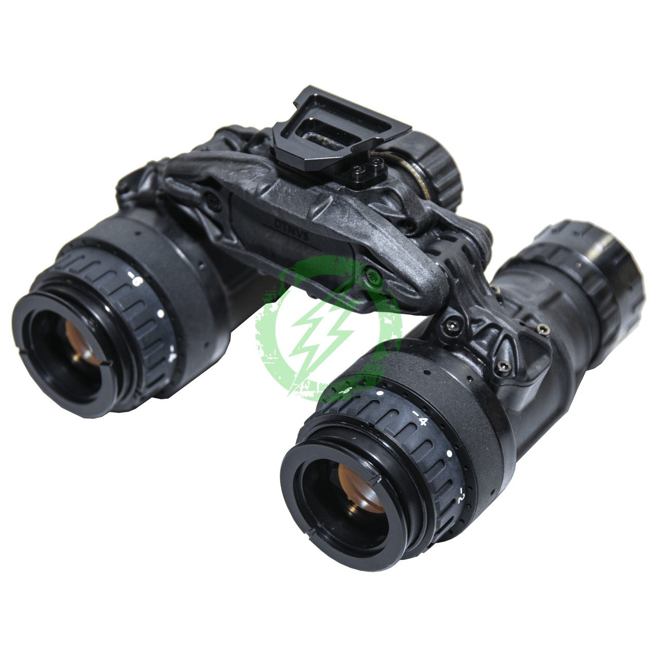 4G ECHO White Phosphor ACT DTNVS-14 Binocular Night Vision Device Rear