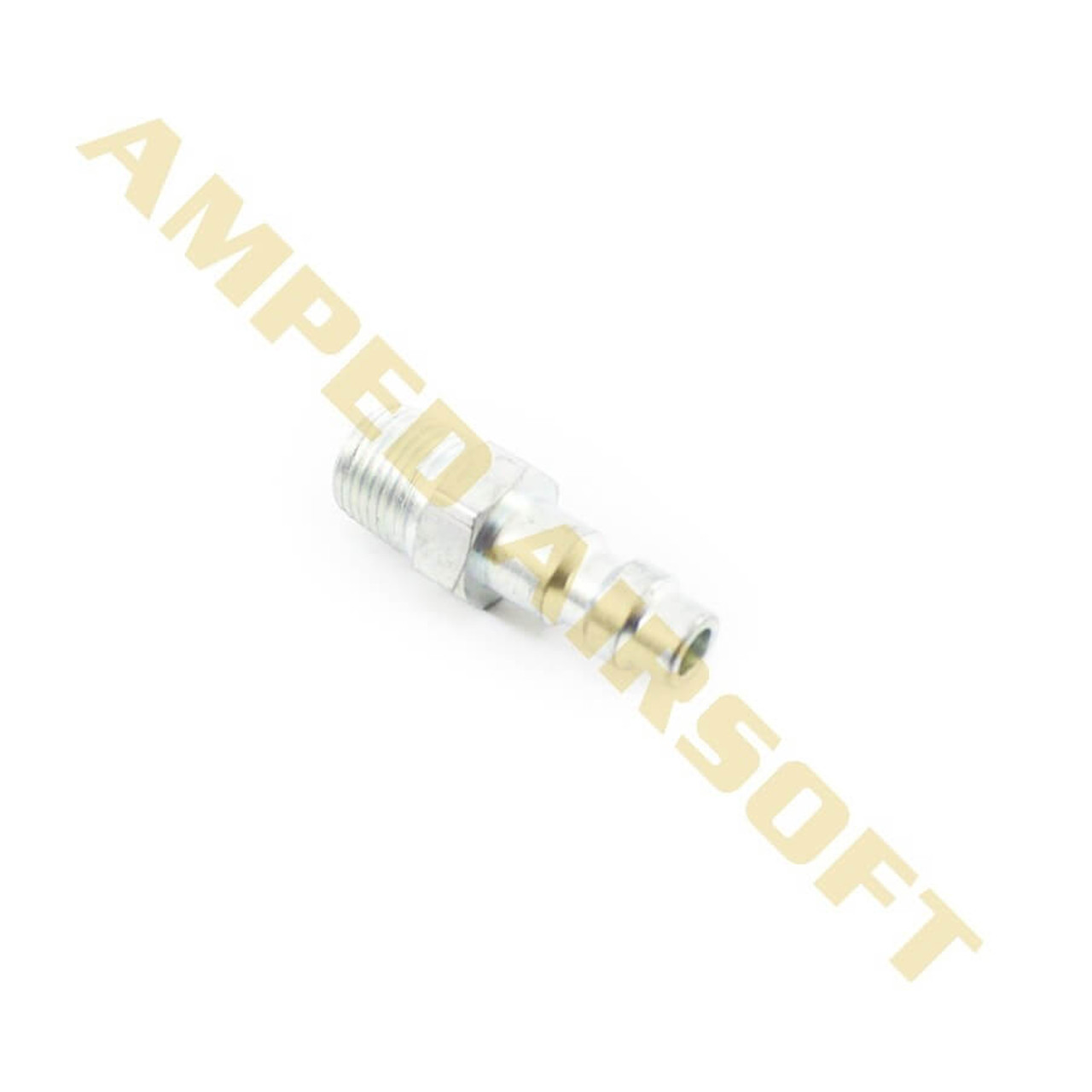 "Foster Male 1/8"" NPT Quick Disconnect Plug HPA 