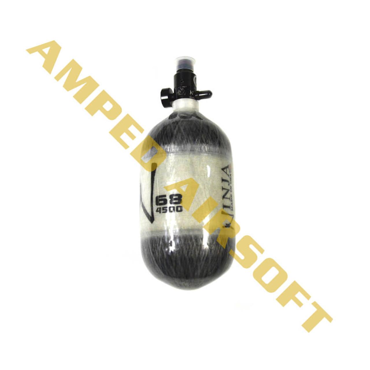 Ninja - 68/4500 Carbon Fiber Air Tank (Grey)