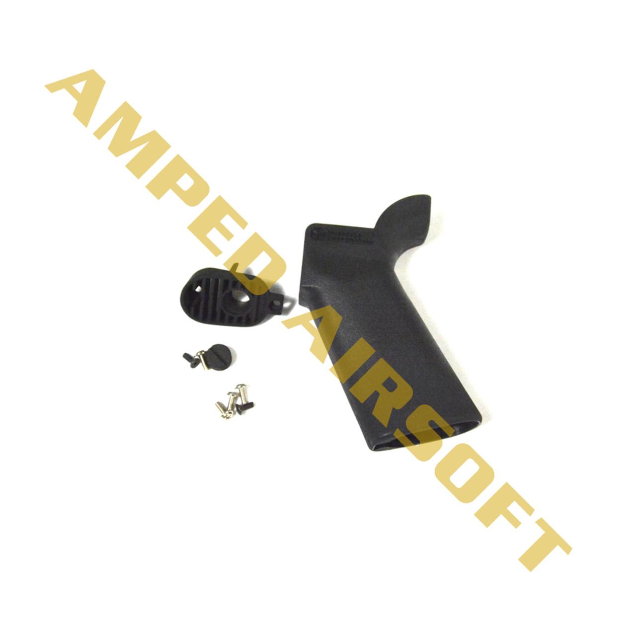 Madbull - Airsoft Umbrella Corporation Lic Pistol/Motor Grip 23 for Airsoft M4/M16 (Black)