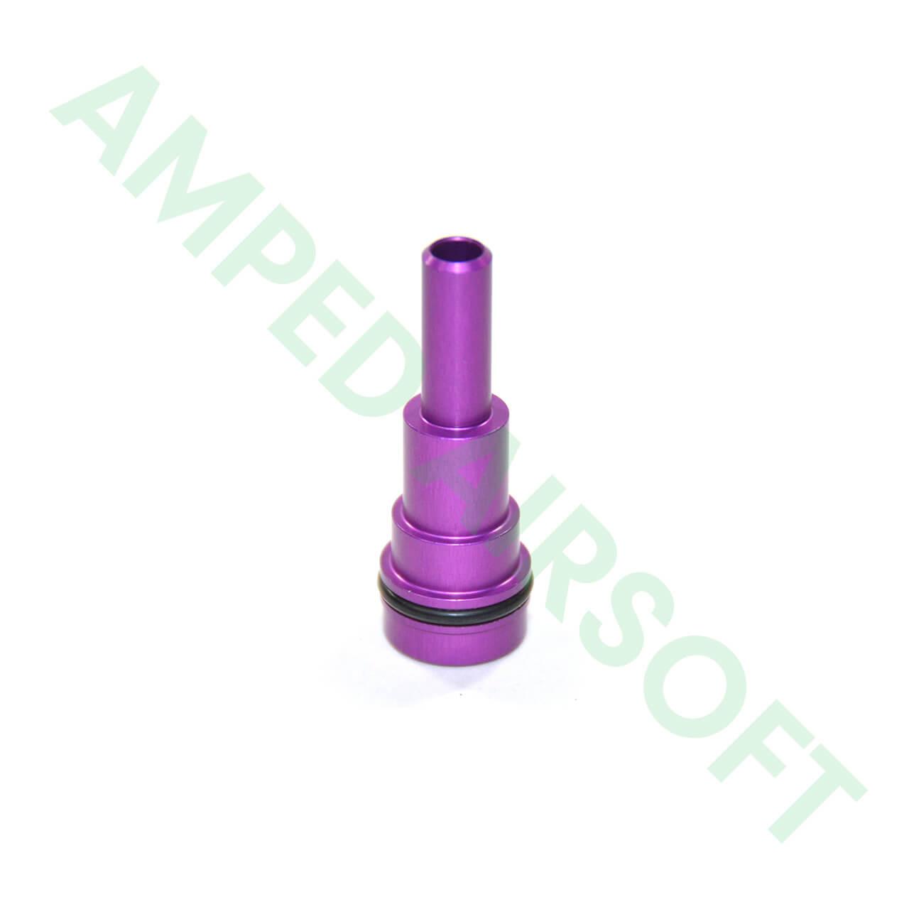 Amped Custom - Fusion Engine Plus Nozzle for M4 (Purple)