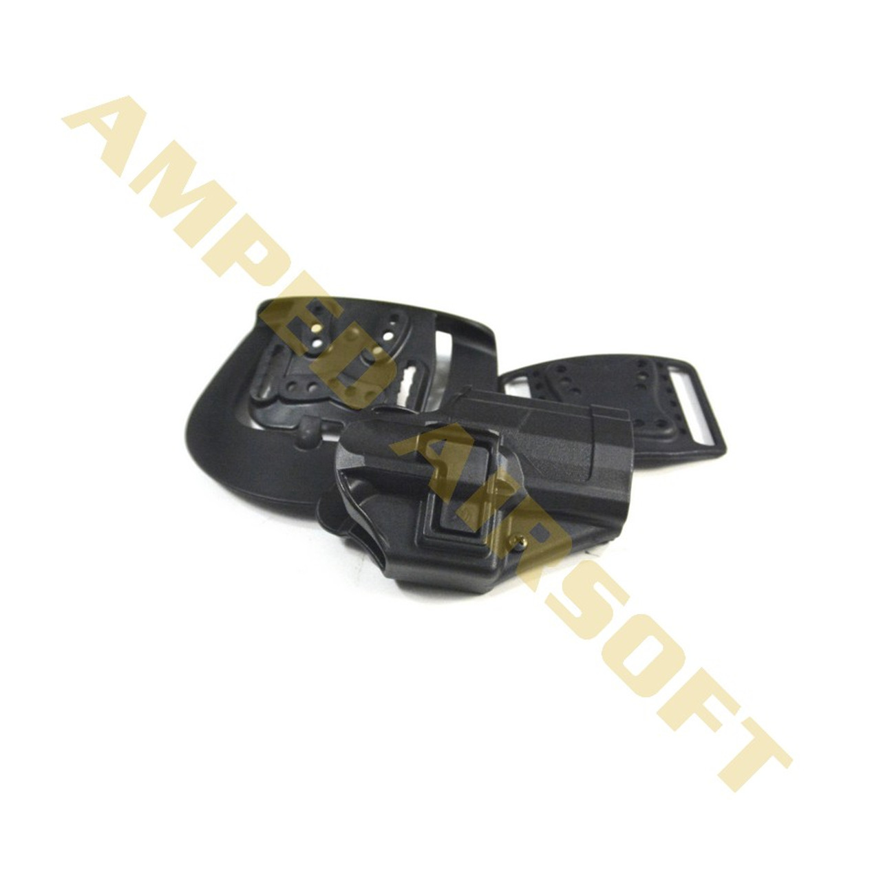 BlackHawk - Serpa CQC Holster with Paddle (P99/SW99/PPQ) (Matte/Right)