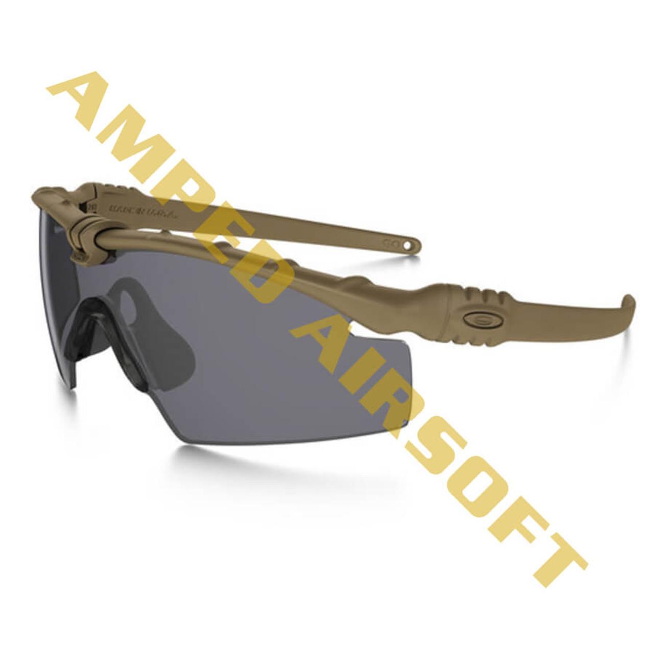 21777eeb3136 Oakley - SI Ballistic M Frame 3.0 - Dark Bone Frame w  Grey Lens