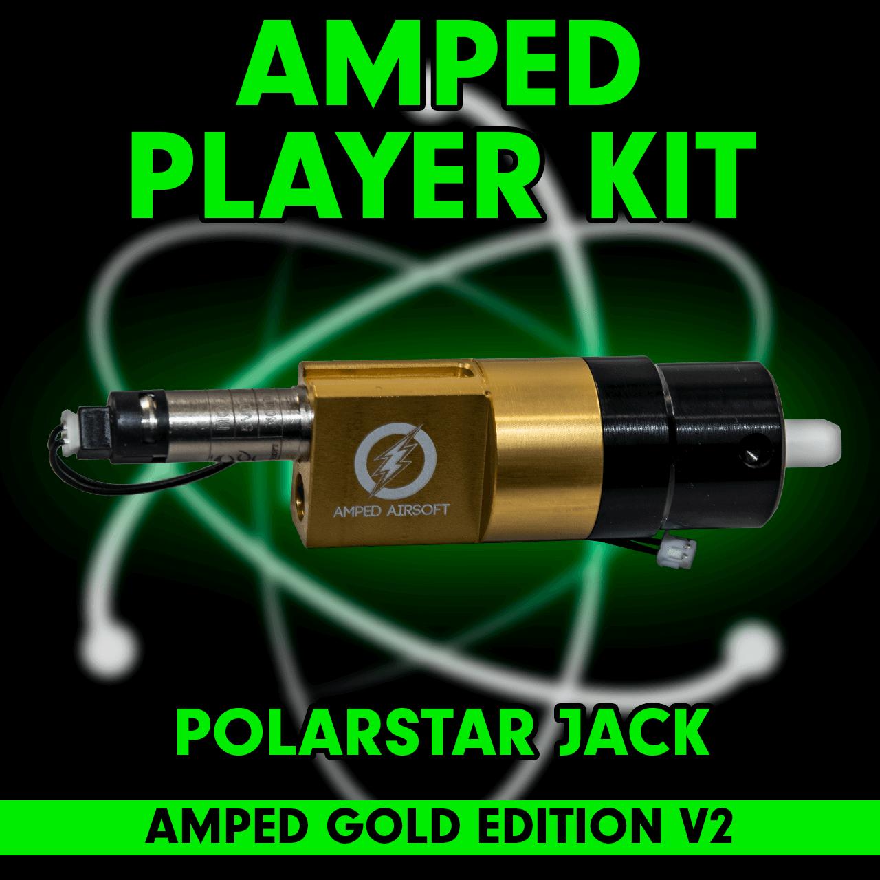 PolarStar Jack V2 Player Package | Standard FCU | HPA Kit Gold