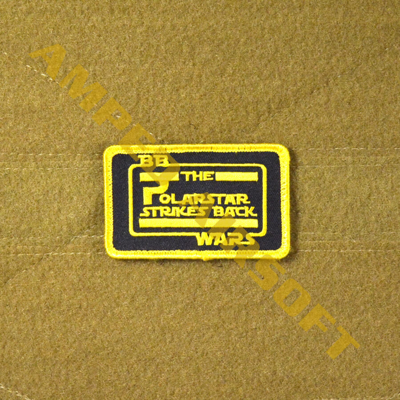 Amped Custom - BB Wars Patch - The PolarStar Strikes Back (Full Color)