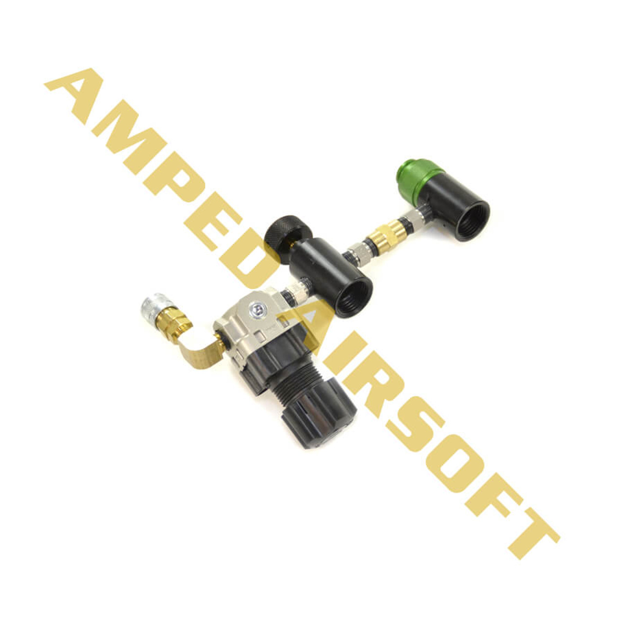 Low Profile Rig (for 13/3000 tanks)