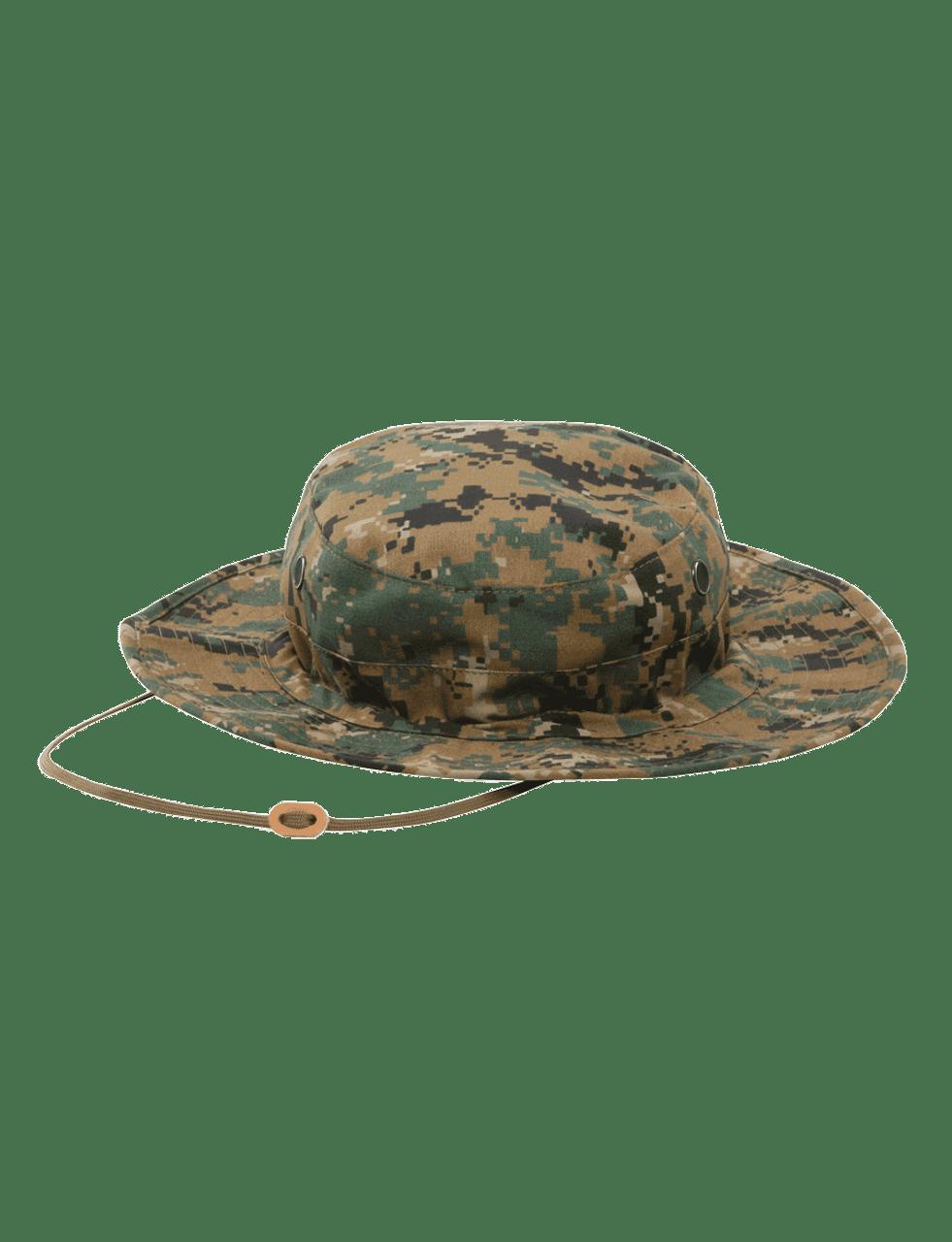 Tru-Spec - GEN 2 Adjustable Boonie Hat (Digital Woodland) 9975b7c639d