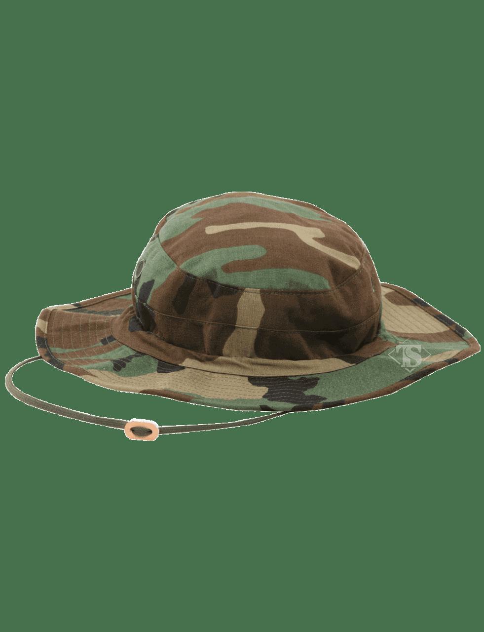 Tru-Spec - GEN 2 Adjustable Boonie Hat (Woodland) e032a7746cc