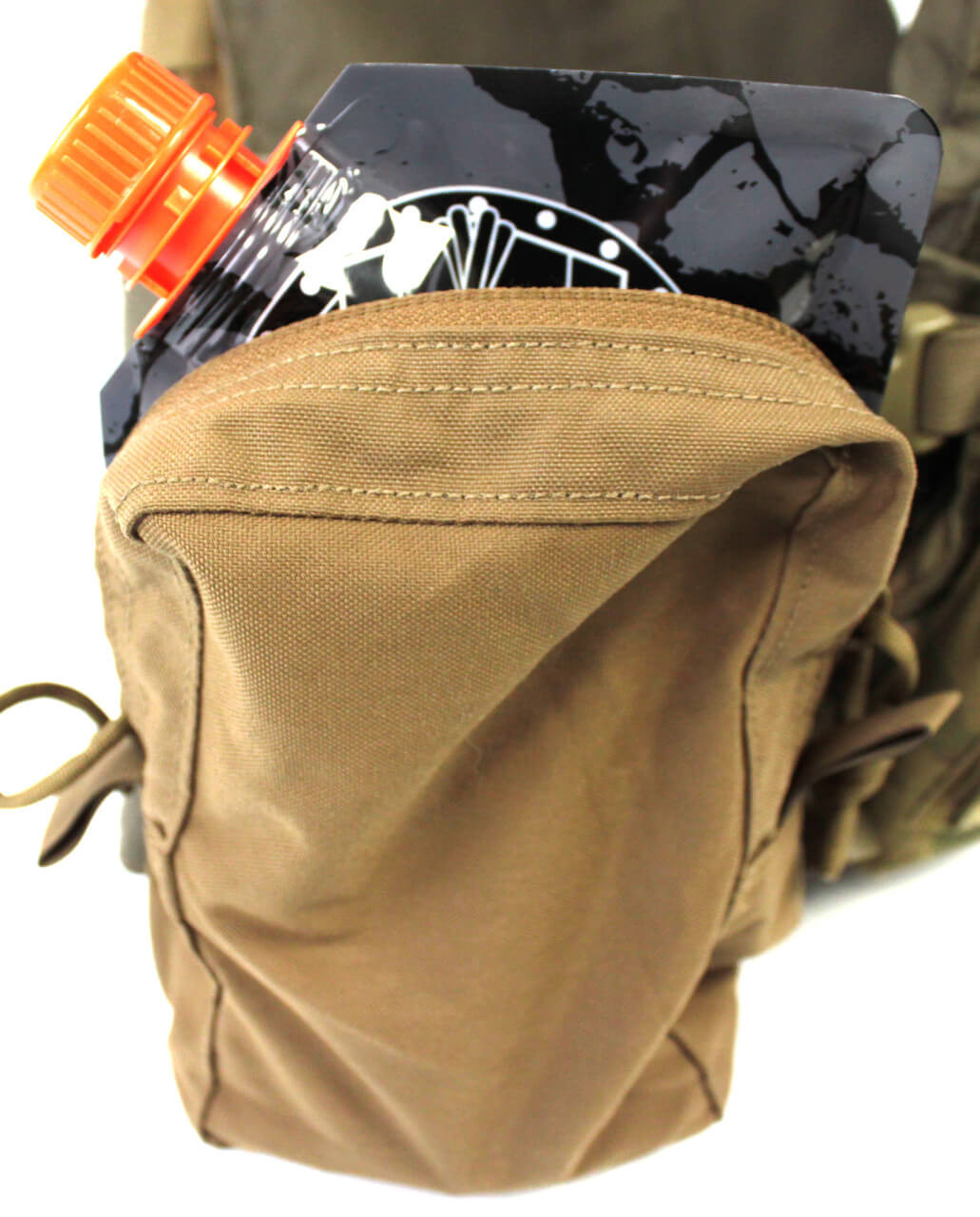 BBWarz - BB Bottle Bag Standing Up in Pouch