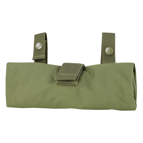 Condor - 3 Fold Mag Recovery Pouch (Dump Pouch) (Olive Drab) Folded Up