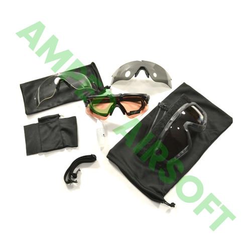 d240da2acba ... Oakley - SI Ballistic M Frame Alpha Operator Kit (Strong Box) Products  Inside ...