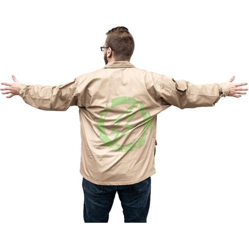 Atlanco - Basic BDU Jacket (Khaki/XL-R) back
