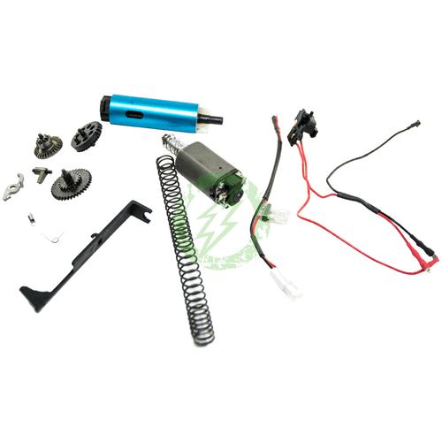 G&G - OEM Combat Machine Gearbox Rebuild Kit with Motor