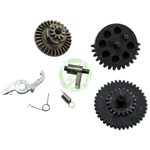 G&G - OEM Combat Machine Gearbox Rebuild Kit with Motor - Cogs