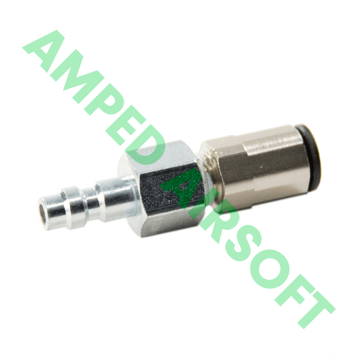 Amped Custom - Gun Side Mini Quick Disconnect for 8mm Line (TM M870)