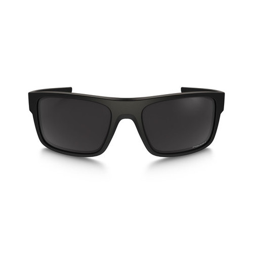 fde018bbe2a ... Oakley - Drop Point (Matte Black Frame w  Prizm Black Polarized Lens)  Front