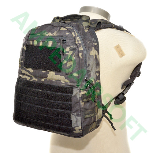 LBX Tactical - Minimalist Pack (Multicam Black) On Back